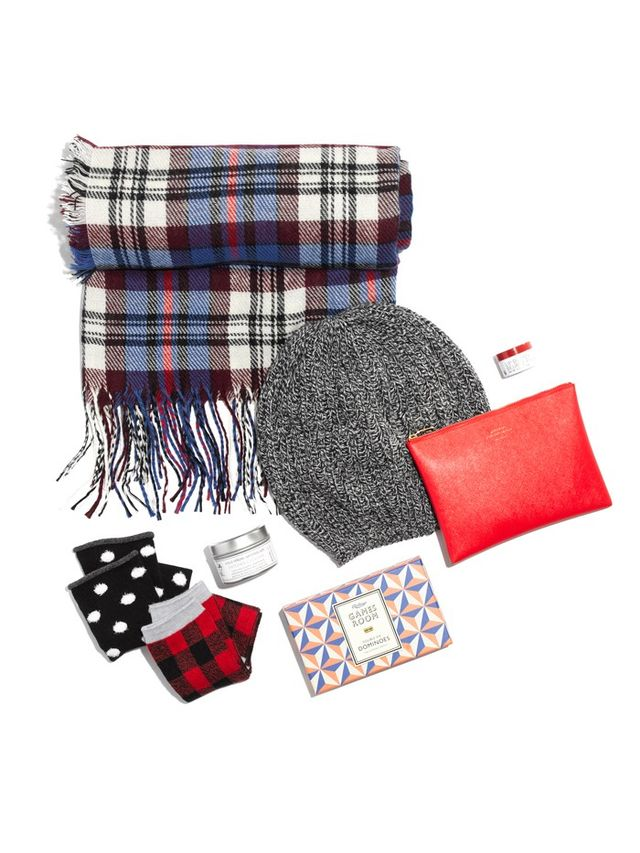 Madewell Cozy Gift Box