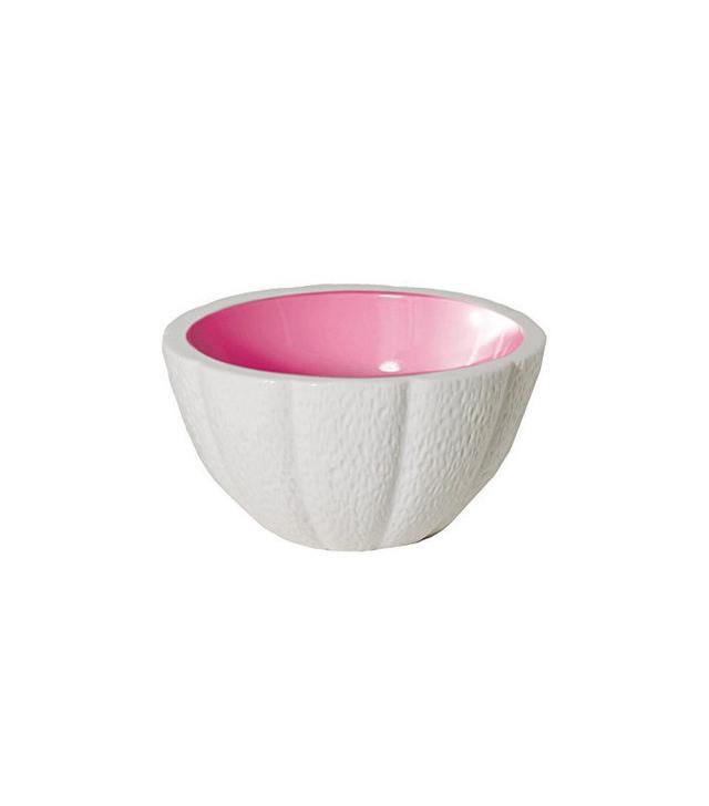 Waiting on Martha Pink Cantaloupe Bowl