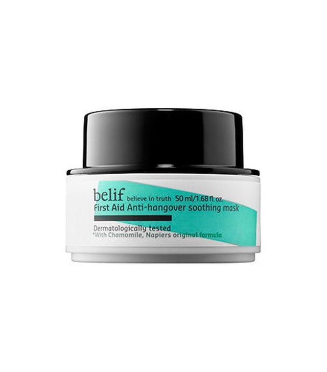 Belif First Aid Anti-Hangover Soothing Mask