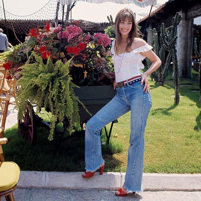 7 Classic Jane Birkin Outfits