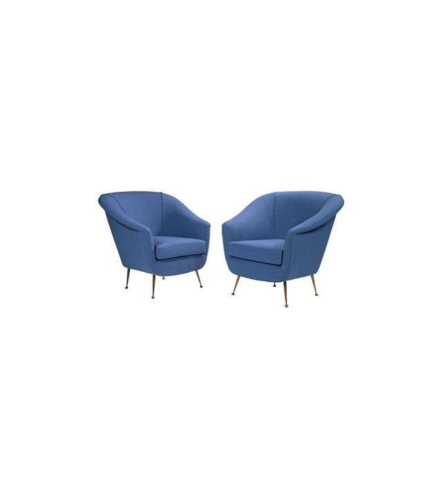 Federico Munari Set of Armchairs and Sofa Price Upon Request