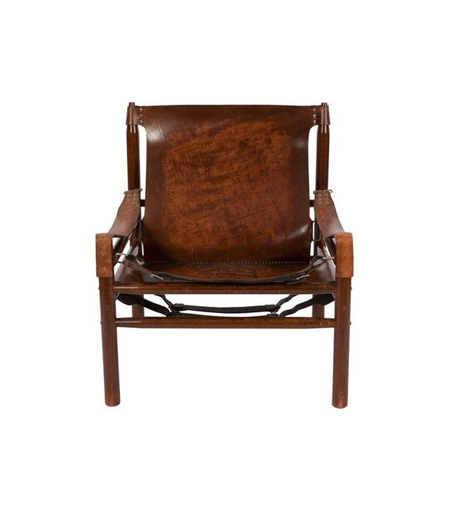 Arne Norell Vintage Safari Chair
