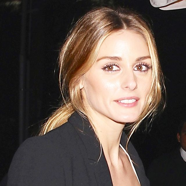 The Simple Way Olivia Palermo Dresses Up Skinny Jeans