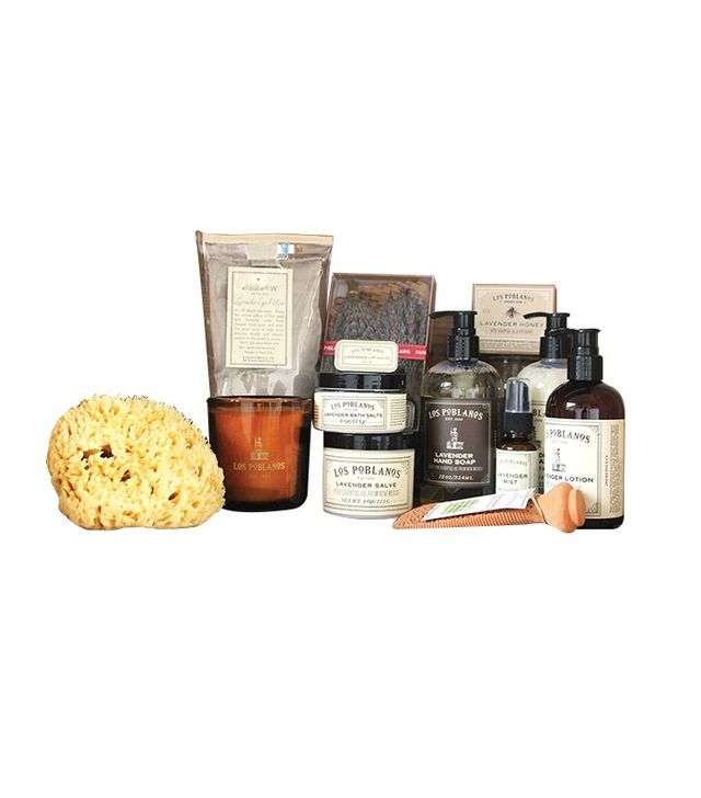 Farm Shop Lavender Relaxation Gift Set