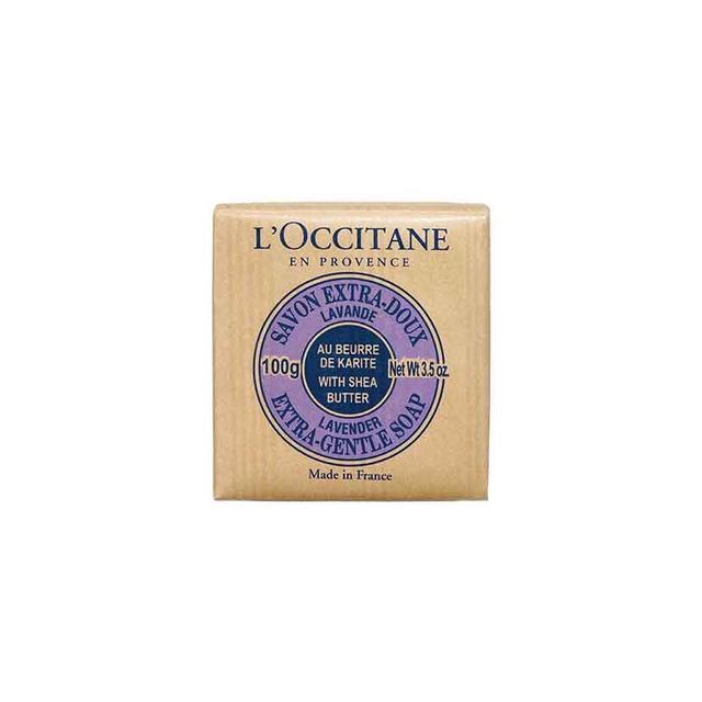 L'Occitane Shea Soap - Lavender 100g