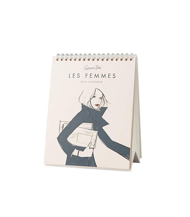 Rifle Paper Co. 2016 Les Femmes Calendar