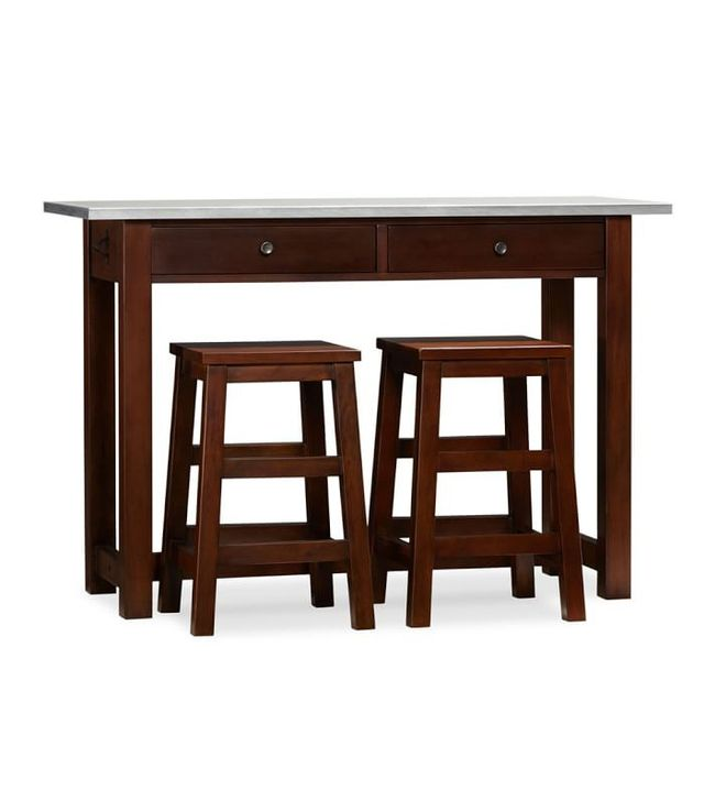 Pottery Barn Balboa Counter-Height Table