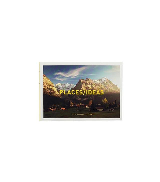 Black Lamb Places / Ideas Postcards