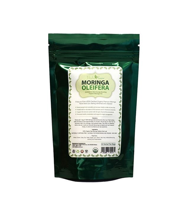 Vitalize Source 100% Organic Moringa Oleifera Tea