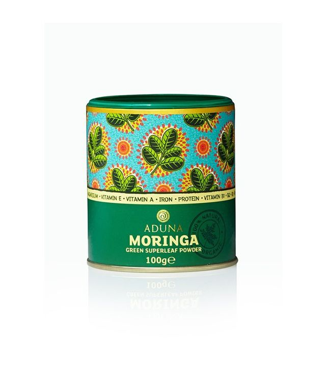 Aduna Moringa Green Superleaf Powder