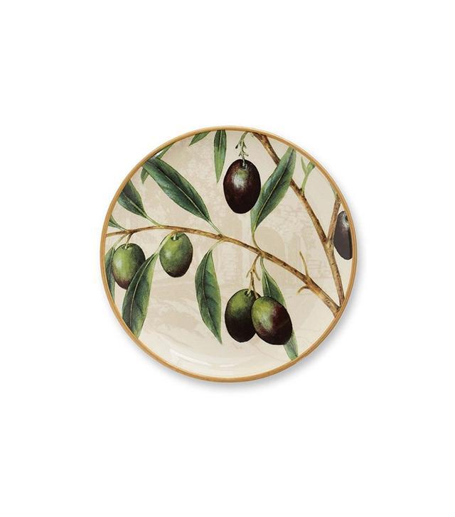 Williams-Sonoma Harvest Botanical Salad Plate Set of 2