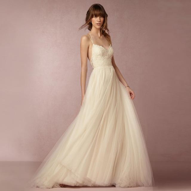 7 romantic wedding dresses whowhatwear au bhldn rosalind gown 1150 junglespirit Choice Image