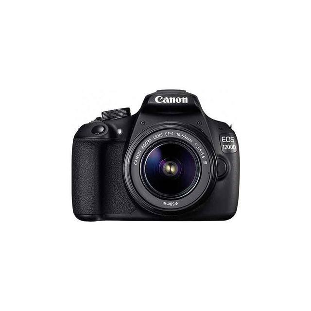 Canon DSLR Camera Single Kit EOS 1200D