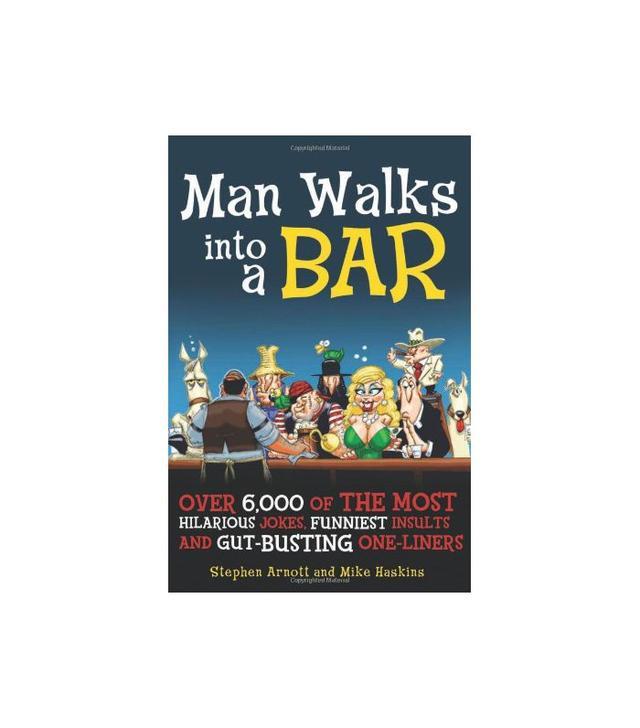 Man Walks Into a Bar by Stephen Arnott