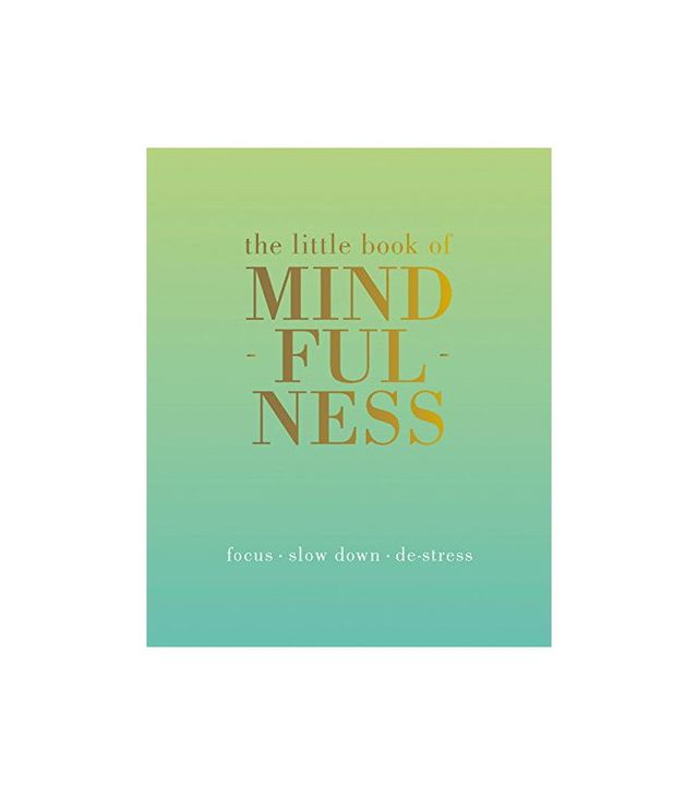 The Little Book of Mindfulness by Tiddy Rowan
