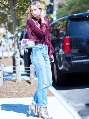 The Denim Trend You Thought Was Over (But Isn't)