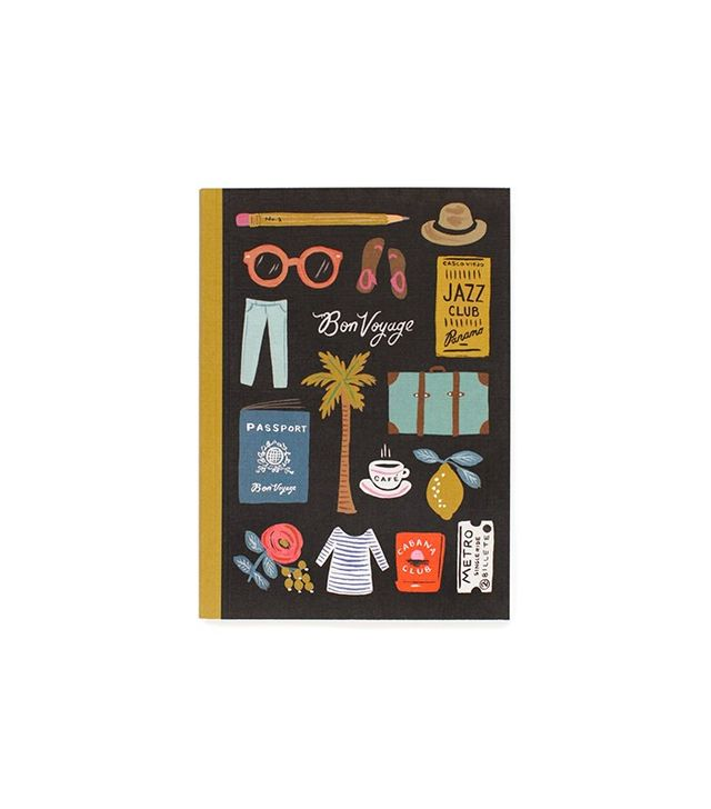 Dot & Bo Bon Voyage Travel Notebook