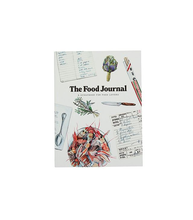 Magma Books The Food Journal