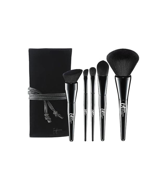 It Brushes for Ulta Experience Velvet Blurring 5 Pc Ultimate Luxe Set
