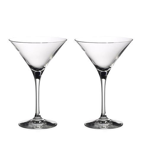 Purismo Bar Martini/Cocktail Glass, Set of 2