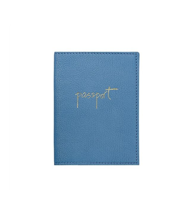 Graphic Image Passport Case