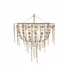 Oly Flowerfall Chandelier Price Upon Request