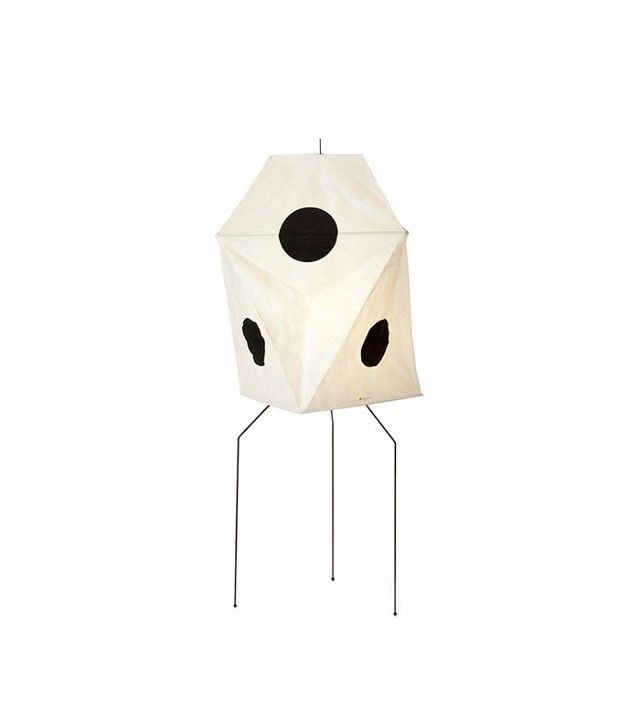 The Noguchi Museum Noguchi Floor Lamp Model UF3-Q
