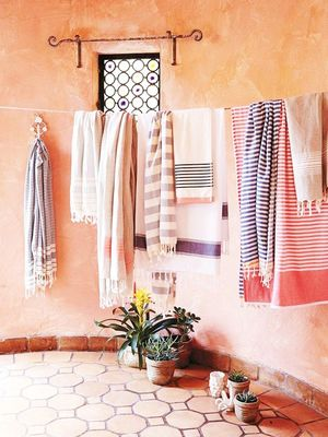 Turkish Towels for a Stylish Summer on the Sand