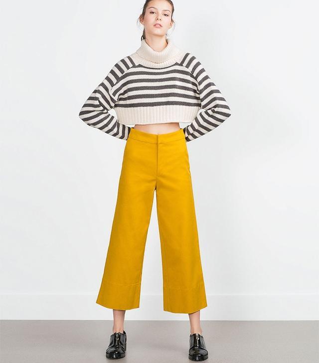 Zara Flared Culottes