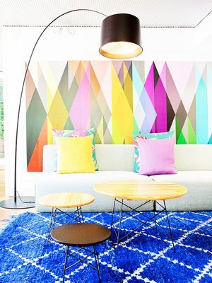 Inside an Elegantly Vibrant Sydney Home