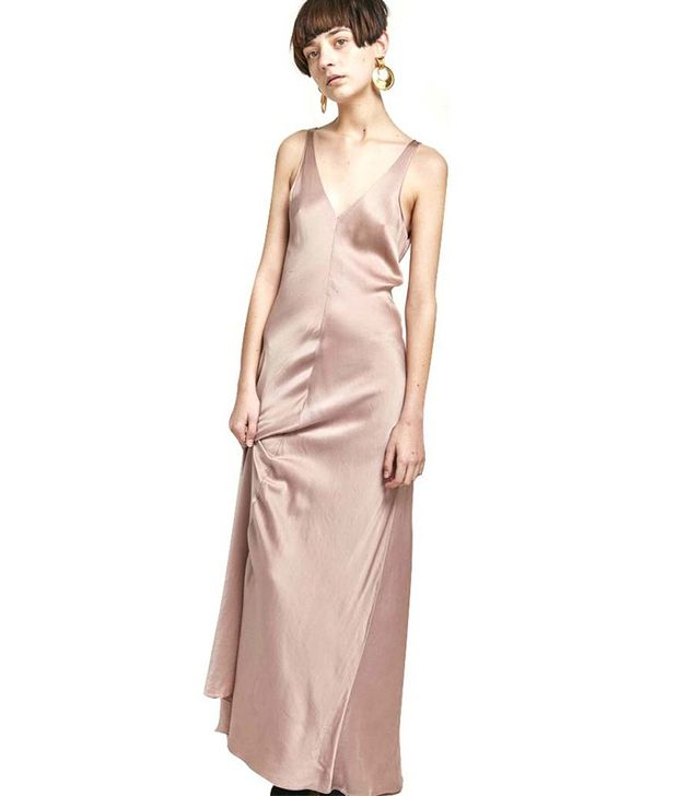Vintage Pierre Cardin Silk Dress