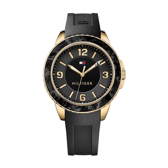Tommy Hilfiger Gold Sport Watch
