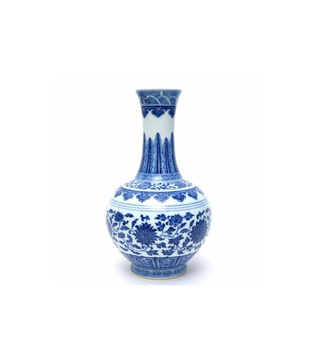 Zephry Antiques Chinese Porcelain Blue and White Vase