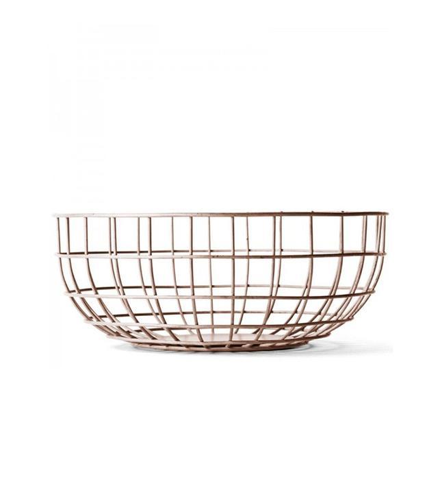 Menu Wire Bowl