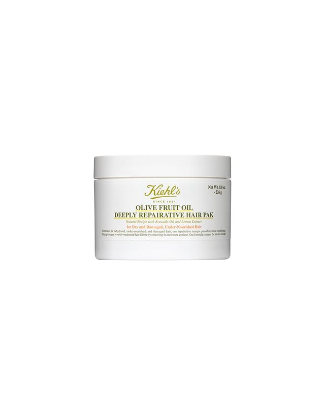 Kiehl's Olive Fruit Oil Deeply Repairative Hairpak