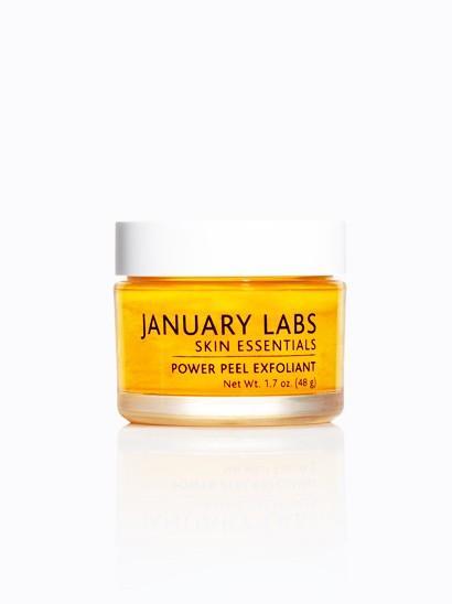 January Labs Glow & Go Power Peel Exfoliant