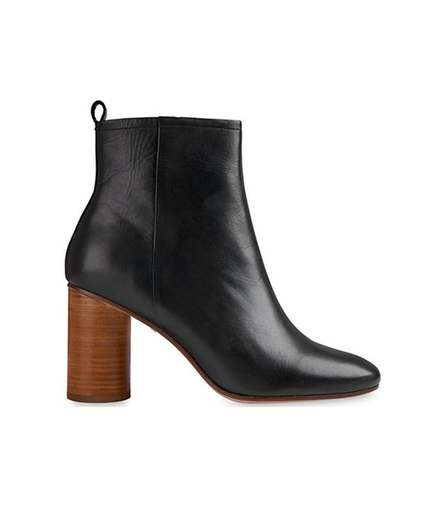 Whistles Camb Round Toe Boots