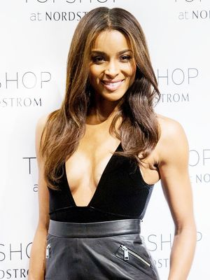 Ciara's Velvet Bodysuit Is Only $45