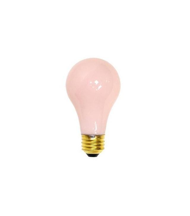 GE Lighting Pink Incandescent Light Bulb
