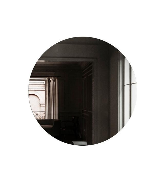 Mirror Cooperative Black Wall Mirror
