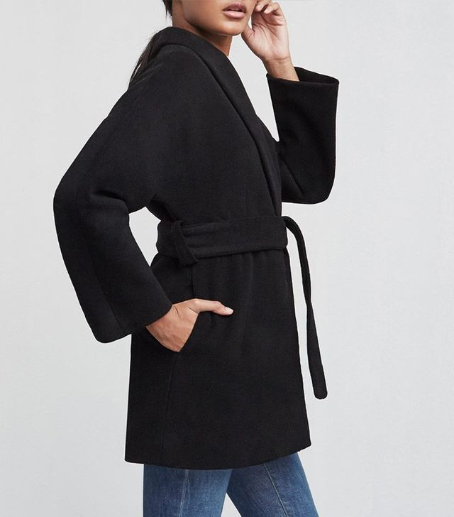 Reformation Maxwell Coat