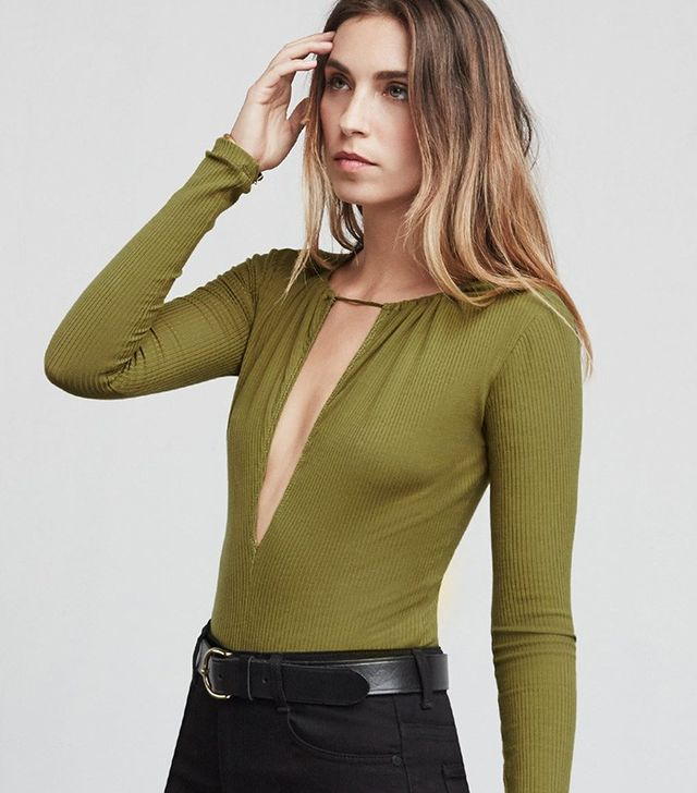 Reformation Laurence Bodysuit