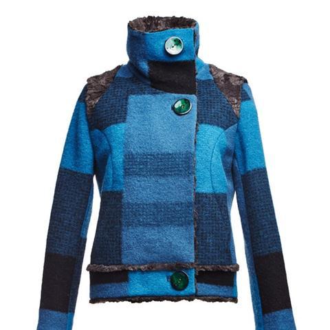 Highlander Haze Blue Coat