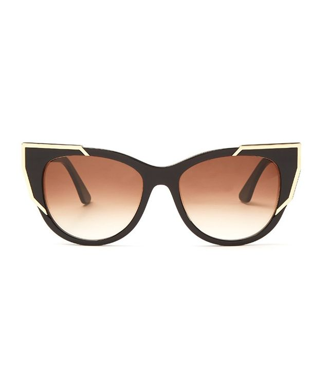 Thierry Lasry Butterscotchy Cat-Eye Frame Sunglasses