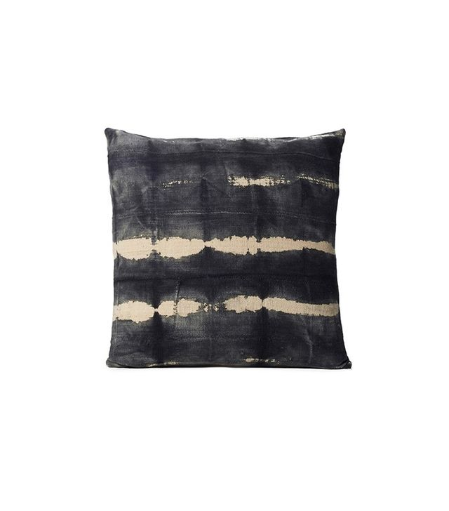Consort Black & Grey Tie Dye Pillow