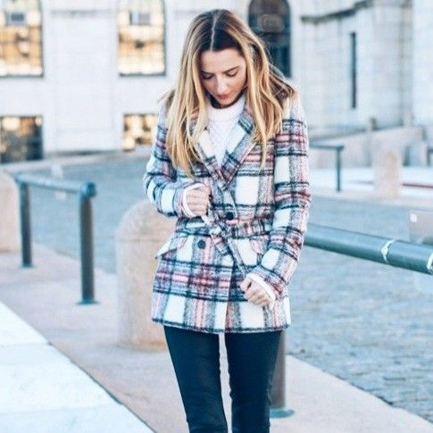 A Festive Plaid Look for the Holidays and Beyond