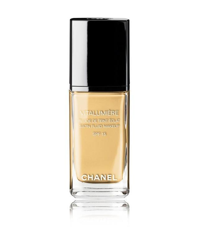 Chanel Vitalumiere Satin Fluid Foundation