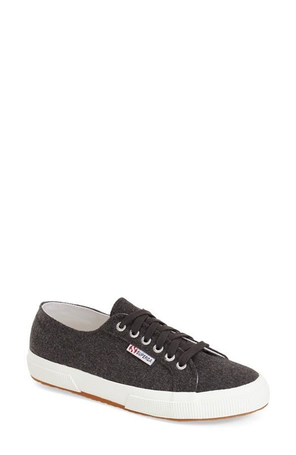 Superga Lace Up Sneakers