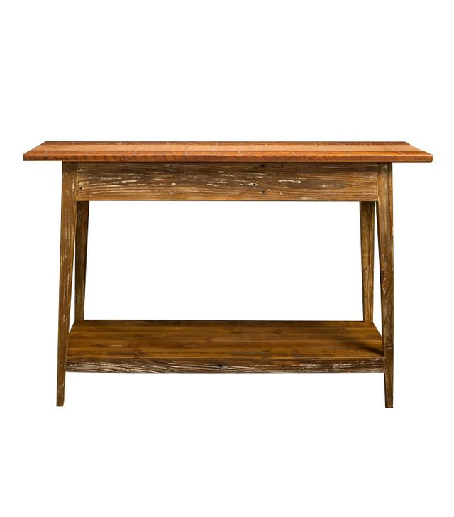 Landrum Tables Console Table With Shelf