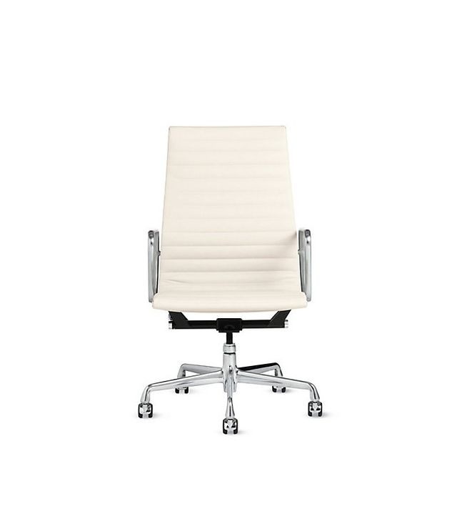 Matt Blatt Replica Eames Group Aluminium Chair